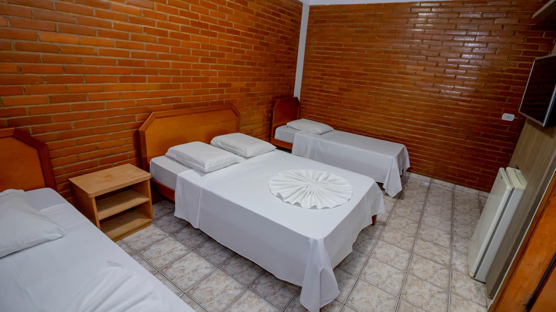 Conheça nossos quartos | Pousada Recanto das Caldas